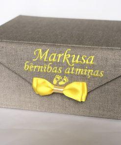 Lina atmiņu kastes